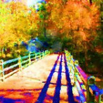 Linville Falls Bridge