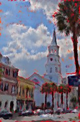 St Michael's Church Charleston SC